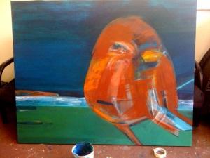 "48""x60"" painting"