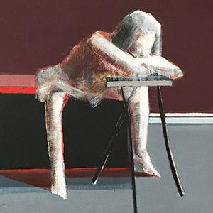Dancer Resting, 10