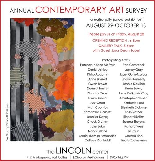 Annual Contemporary Art Survey