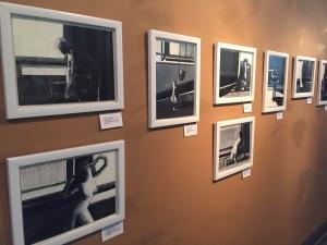 Artist Shilo Ratner_ Triptych Installation