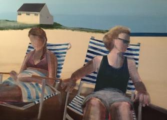 """Artist: Shilo Ratner, """"Cape Cod Days"""""""